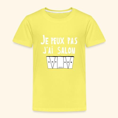 Je Peux pas j ai salon - T-shirt Premium Enfant