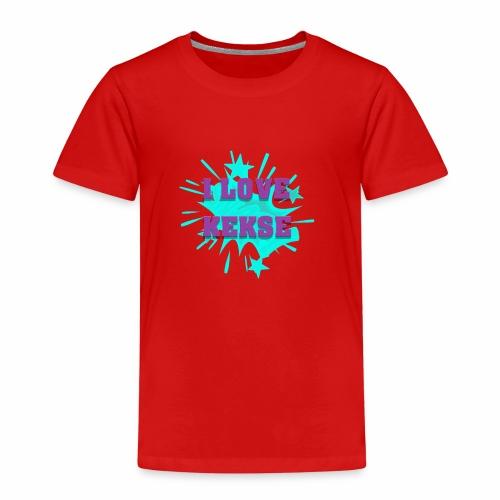 Keks - Kinder Premium T-Shirt