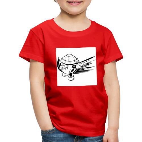 citron dab noir et blanc - T-shirt Premium Enfant