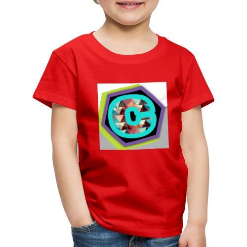 ChromaStreamt Merch Original! - Kinder Premium T-Shirt