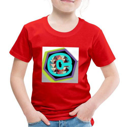 ChromaStreamt Merch Original! - Kinder Premium T-Shirt