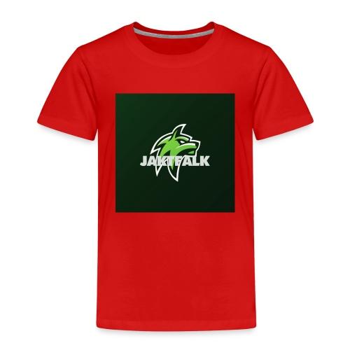 Jaktfalk - Premium-T-shirt barn
