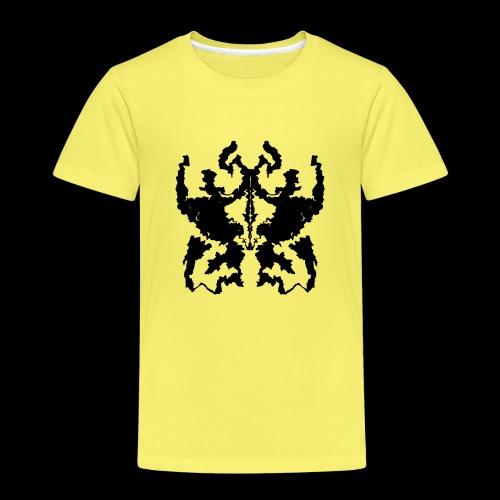 Rorschachtest Design - Kinder Premium T-Shirt