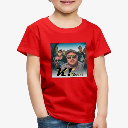 k4 promo - Kinder Premium T-Shirt