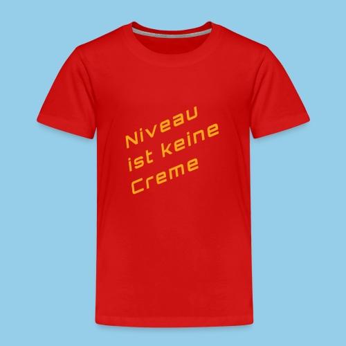 level - Kids' Premium T-Shirt