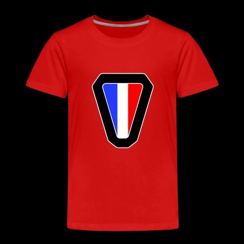 V logo - T-shirt Premium Enfant