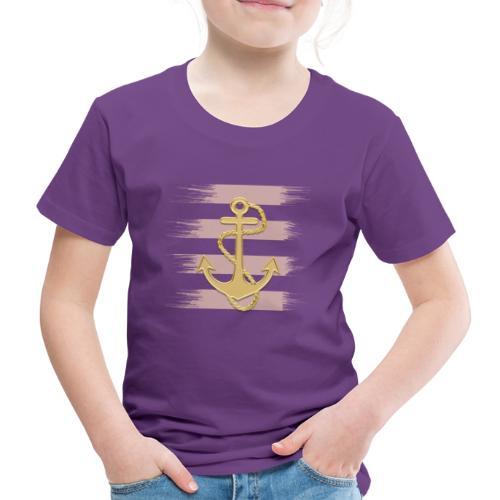 Anker - Kinder Premium T-Shirt