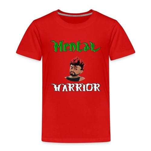 DemonicGamingUK Mental Warrior - Kids' Premium T-Shirt