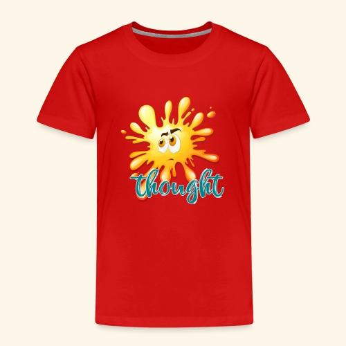 pensiero - Maglietta Premium per bambini