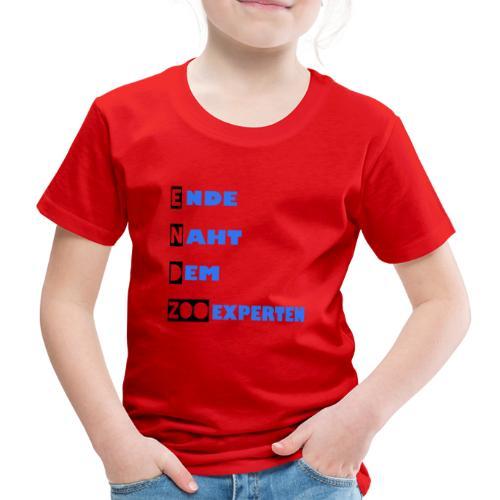 Endzoo Ende helles Shirt - Kinder Premium T-Shirt
