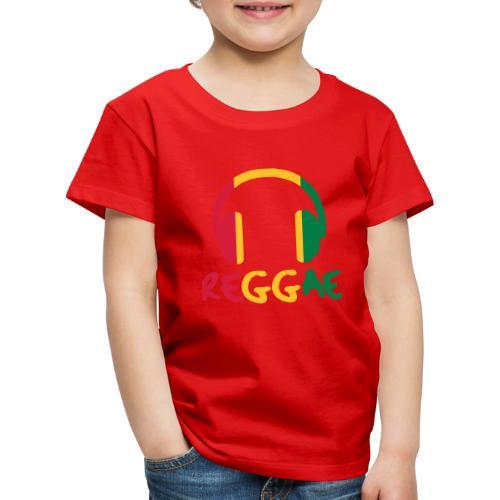 Reggae - Kinder Premium T-Shirt