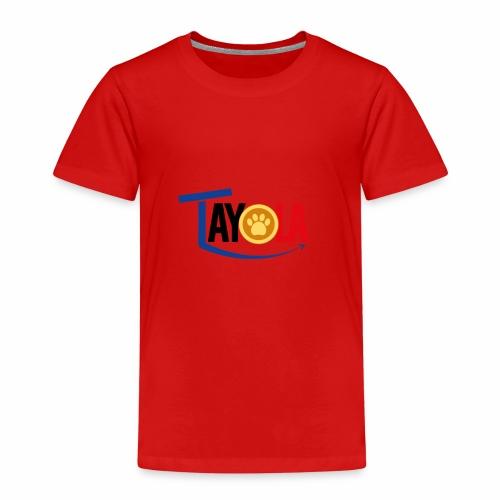 TAYOLA Nouveau logo!!! - T-shirt Premium Enfant