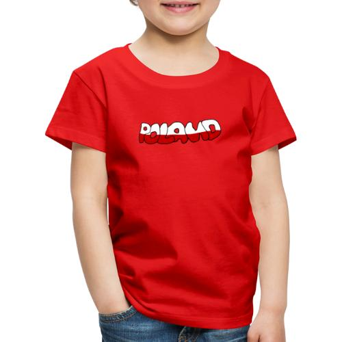 Poland - Kinder Premium T-Shirt