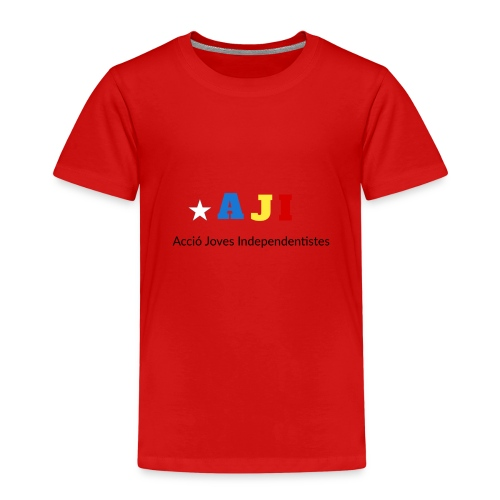 merchindising AJI - Camiseta premium niño