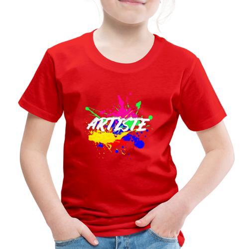Artiste Français - T-shirt Premium Enfant