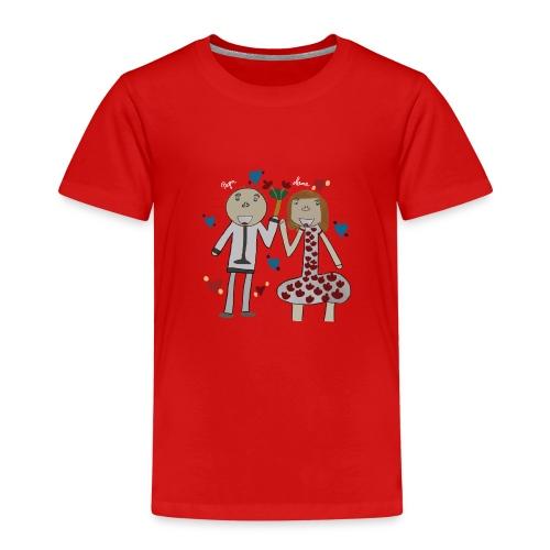 Hommage an alle Eltern - Kinder Premium T-Shirt