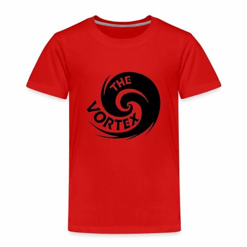 vortex logo no background - Kids' Premium T-Shirt