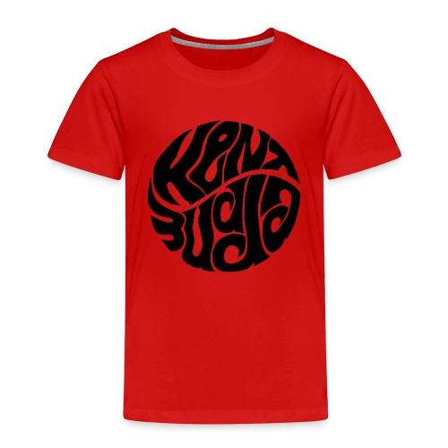 Kent Budda logo - Premium-T-shirt barn