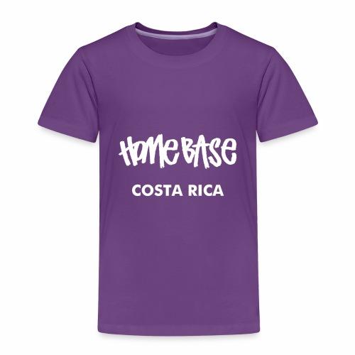 WORLDCUP Costa Rica - Kinder Premium T-Shirt