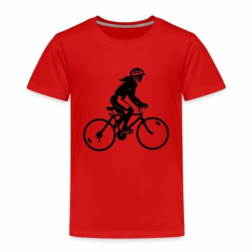 RedSunshineFitness - Bike - Kinder Premium T-Shirt
