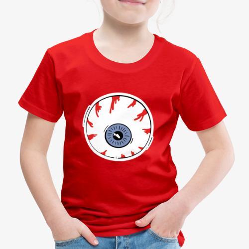 I keep an eye on you / Auge - Kinder Premium T-Shirt