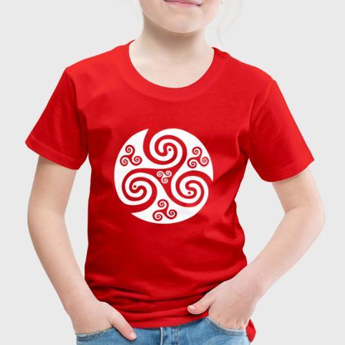 Triskel celtique - T-shirt Premium Enfant