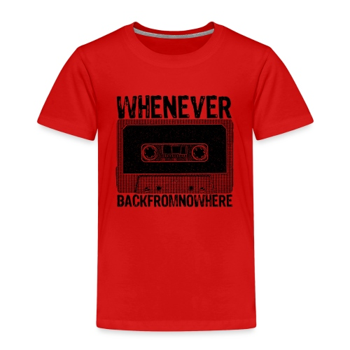Retro Kassette - Kinder Premium T-Shirt