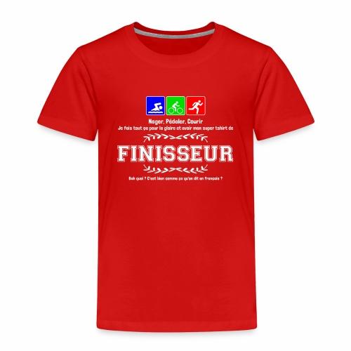 Finisseur - T-shirt Premium Enfant