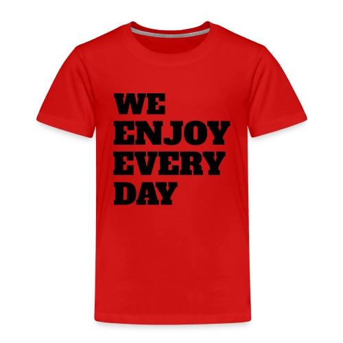 Enjoy - T-shirt Premium Enfant
