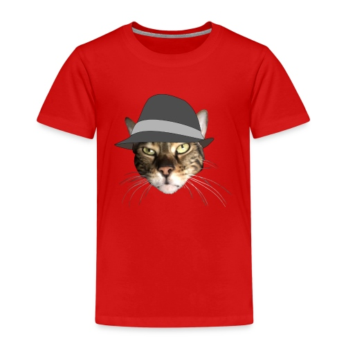 george hat - Kids' Premium T-Shirt