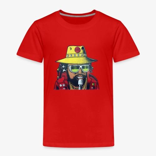 REAGGE MUSIC - Kinder Premium T-Shirt