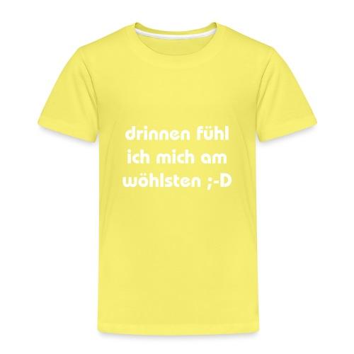 lustiger perverser text - Kinder Premium T-Shirt