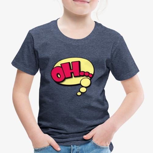 Serie Animados - Camiseta premium niño