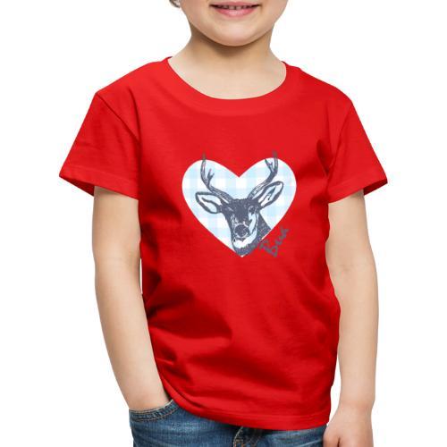 Bua - Kinder Premium T-Shirt