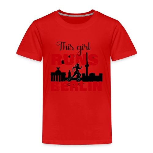 Marathon Berlin - Kinder Premium T-Shirt