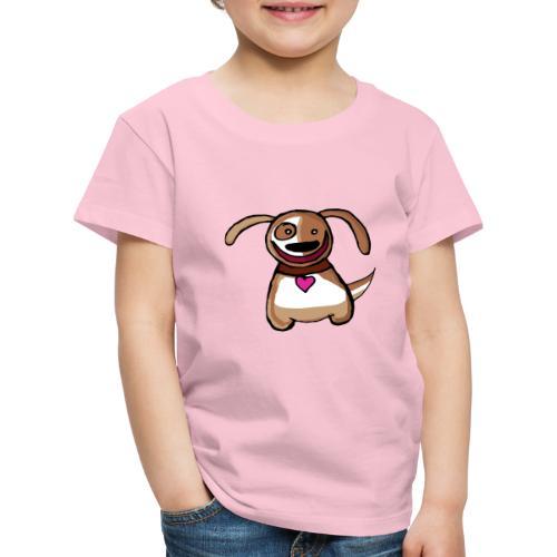 Titou le chien - T-shirt Premium Enfant