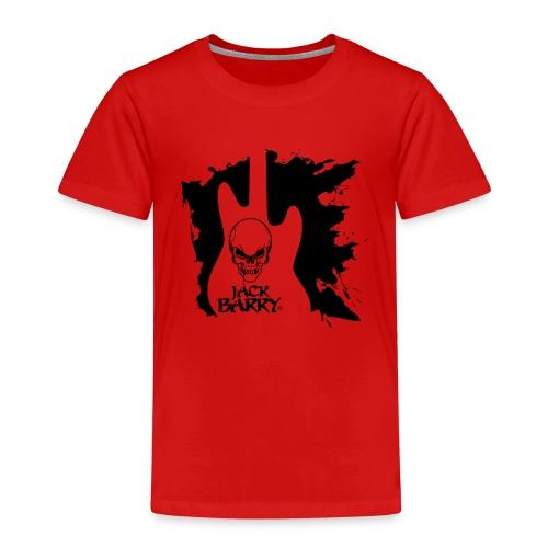 Jack Barry Skull 5 - Maglietta Premium per bambini
