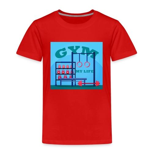 GYM - Lasten premium t-paita