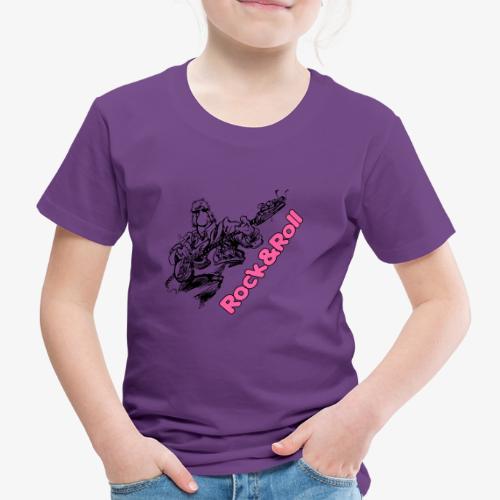 Rock 001 - Camiseta premium niño