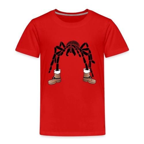 Christmas- Spider - Kinder Premium T-Shirt
