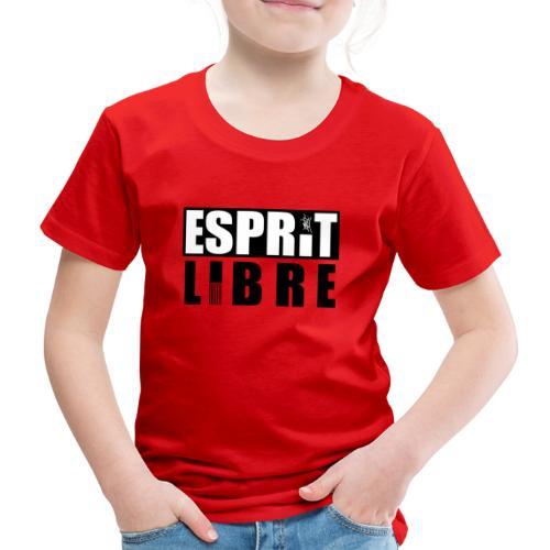 esprit libre - T-shirt Premium Enfant