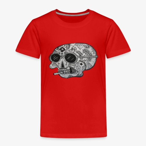 SKULLY - Kinder Premium T-Shirt