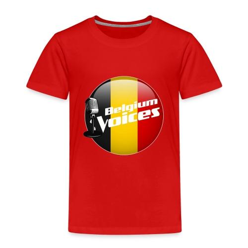 Je soutiens Belgium Voices - T-shirt Premium Enfant