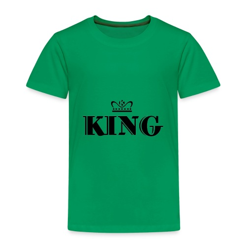 King - Kinder Premium T-Shirt