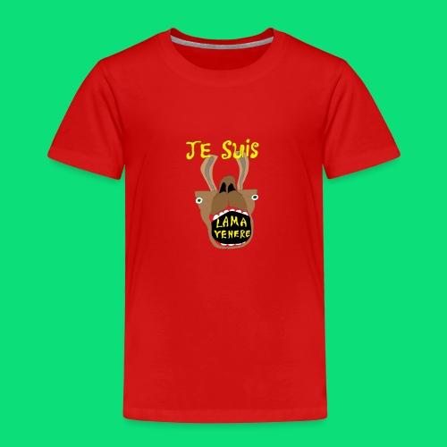 Je sui lama venere - T-shirt Premium Enfant