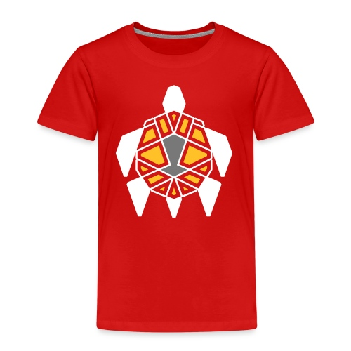 tortue-citudoroy-trouox-n - T-shirt Premium Enfant