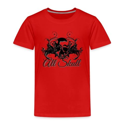 allskull1 - Camiseta premium niño