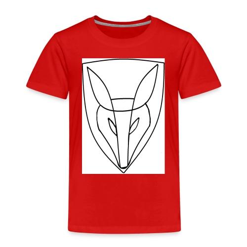 Schweigefuchs - Kinder Premium T-Shirt
