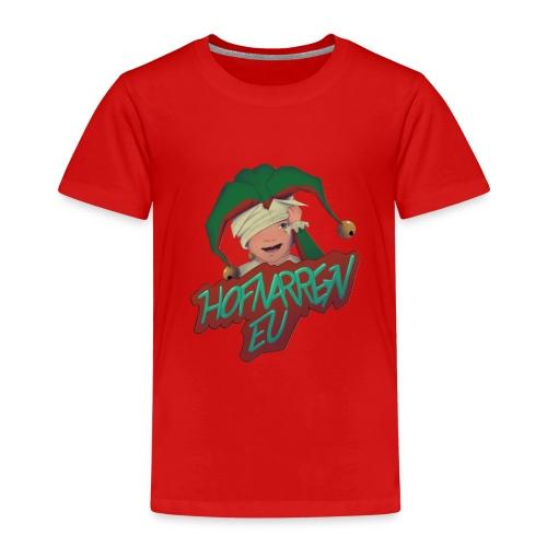 hofnarren_eu Twitch - Børne premium T-shirt