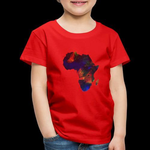 africa - Kinder Premium T-Shirt